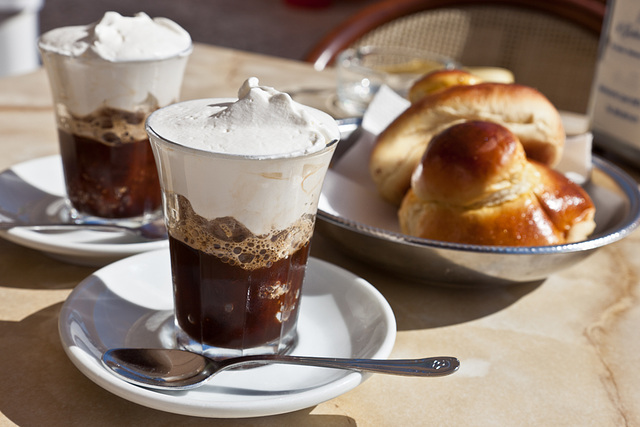 granita caffè